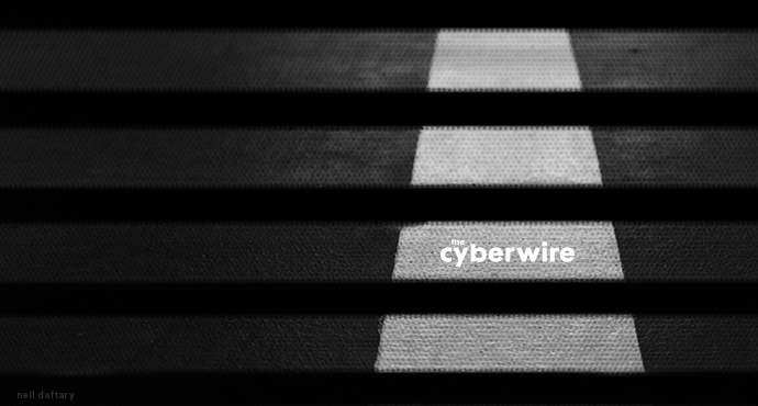 The CyberWire Daily Briefing 8.30.18