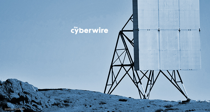 The CyberWire Daily Podcast 8.16.18