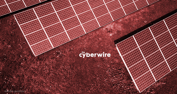 The CyberWire Daily Podcast 9.28.18