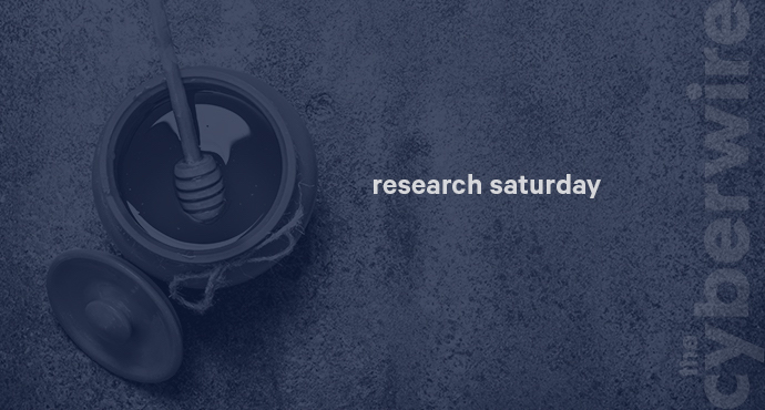 Research Saturday 9.22.18