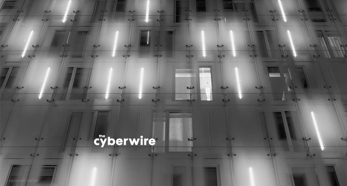The CyberWire Daily Briefing 10.5.18