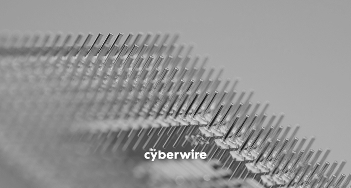 The CyberWire Daily Briefing 10.24.18