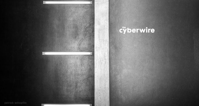 The CyberWire Daily Briefing 11.6.18