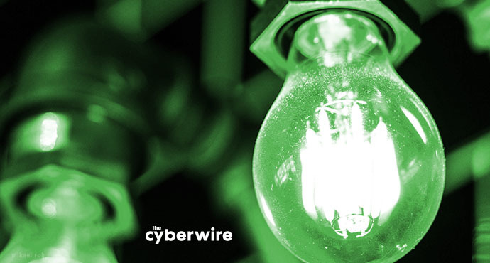 The CyberWire Daily Podcast 11.28.18