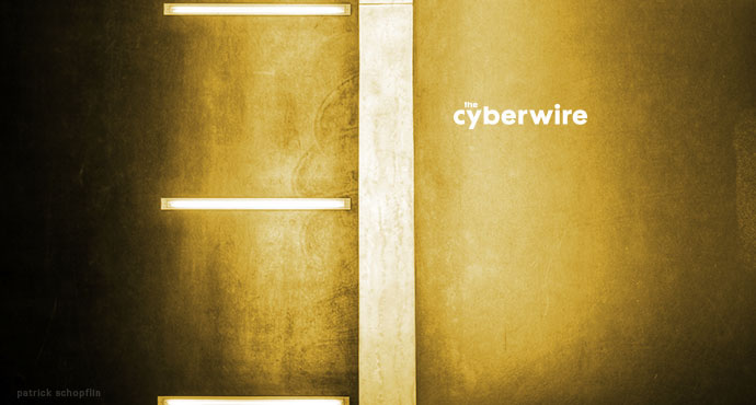 The CyberWire Daily Podcast 11.6.18