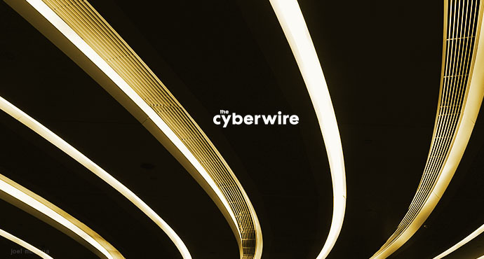 The CyberWire Daily Podcast 11.13.18