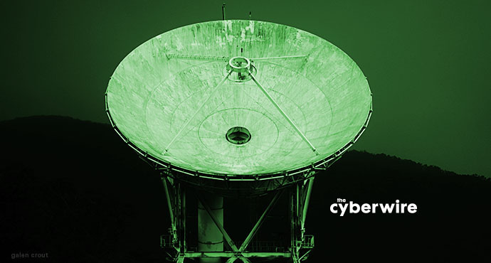 The CyberWire Daily Podcast 11.21.18