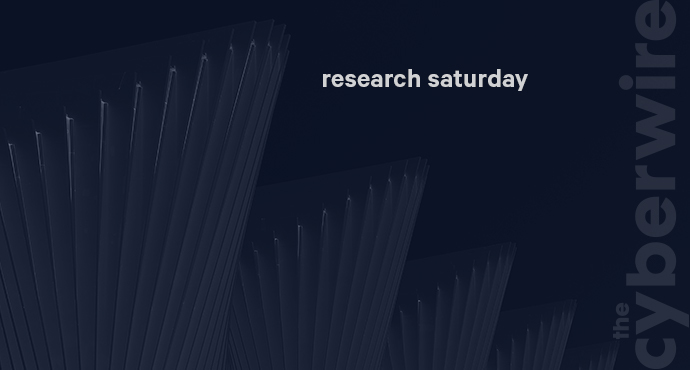 Research Saturday 12.22.18