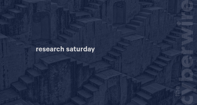 Research Saturday 1.5.19