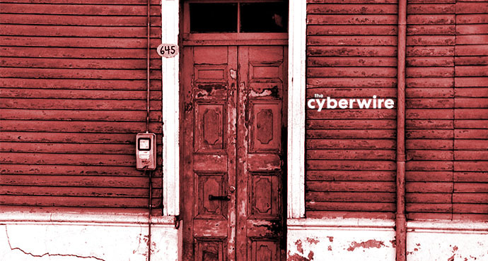 The CyberWire Daily Podcast 2.22.19