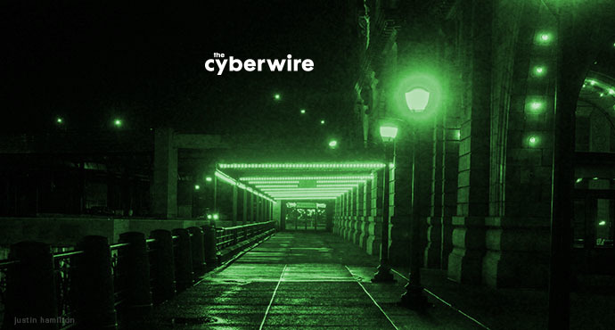 The CyberWire Daily Podcast 2.27.19