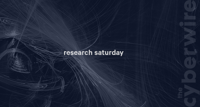 Research Saturday 2.2.19