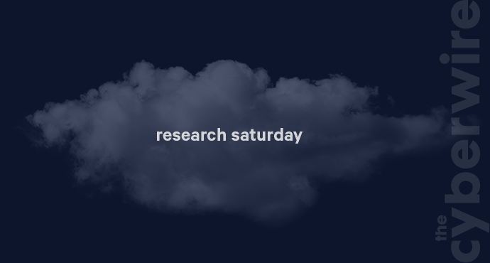Research Saturday 2.9.19