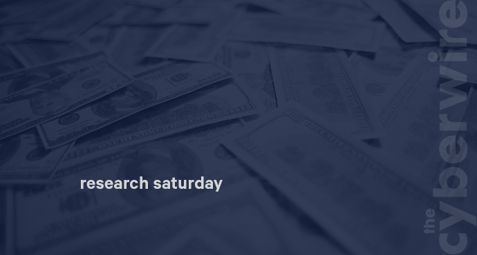 Research Saturday 2.23.19