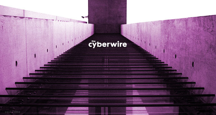 The CyberWire Daily Podcast 3.18.19
