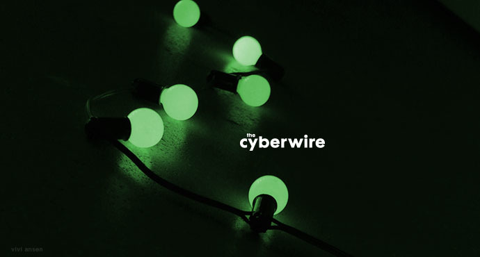 The CyberWire Daily Podcast 3.27.19