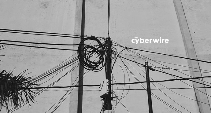 The CyberWire Daily Briefing 4.3.19