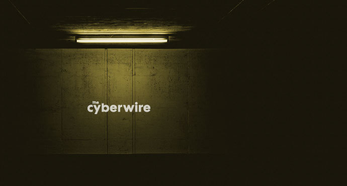The CyberWire Daily Podcast 4.16.19