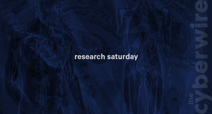 Research Saturday 4.27.19