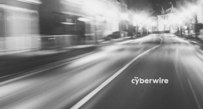 The CyberWire Daily Briefing 5.1.19