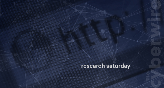 Research Saturday 5.4.19