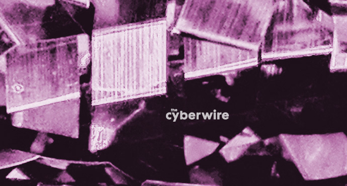 The CyberWire Daily Podcast 7.22.19