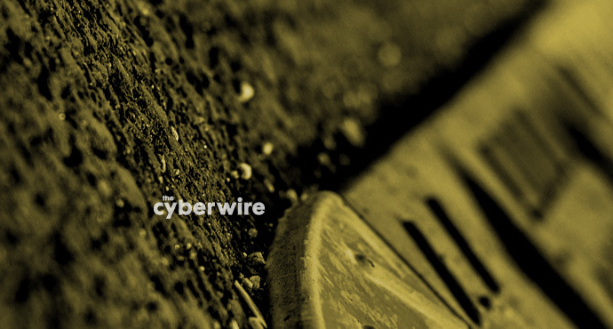 The CyberWire Daily Podcast 8.20.19