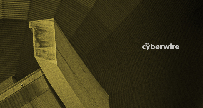 The CyberWire Daily Podcast 10.15.19