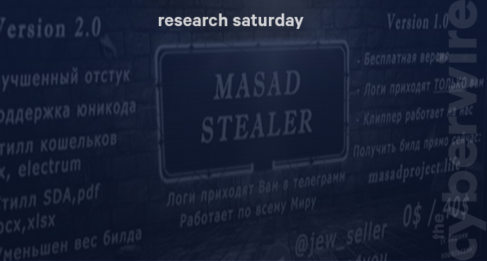 Research Saturday 10.26.19
