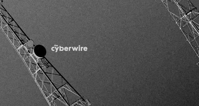 The CyberWire Daily Briefing 11.22.19