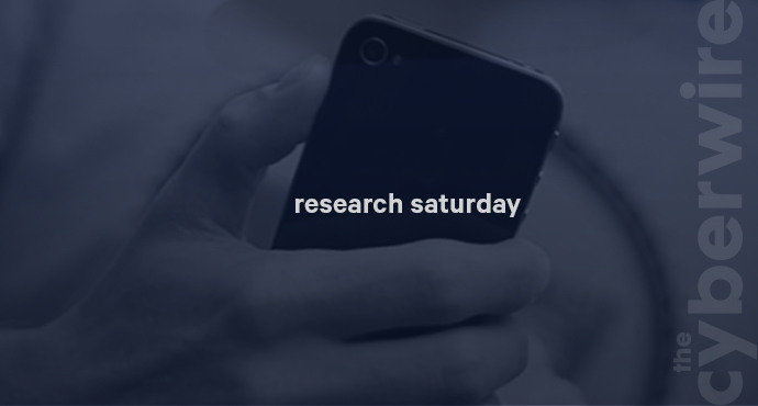 Research Saturday 11.2.19