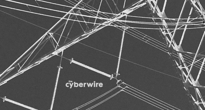 The CyberWire CyberWire Daily Briefing 1.30.20
