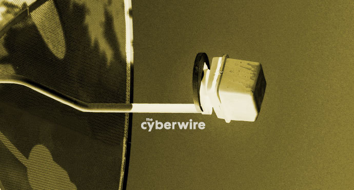 The CyberWire Daily Podcast 1.21.20
