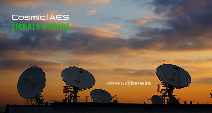 The CyberWire Signals & Space 11.1.18