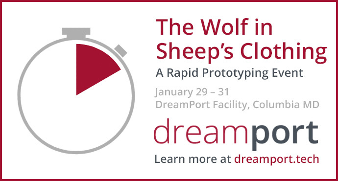 Rapid Prototyping Event: The Wolf in Sheep's Clothing