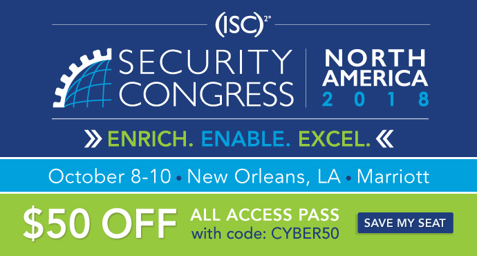 8th Annual (ISC)2 Security Congress