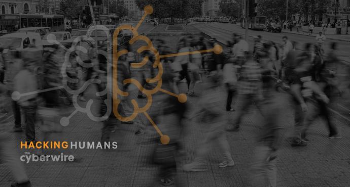 Hacking Humans Podcast Episode List