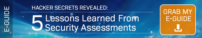 Five Lessons Learned From Security Assessments