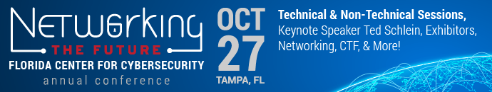 Florida's Annual Cybersecurity Conference