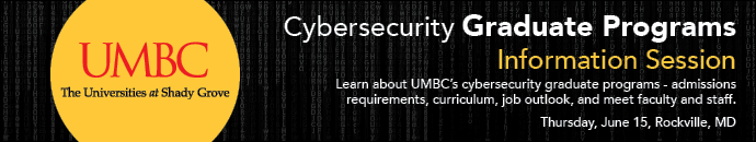 Cybersecurity at UMBC