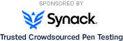 Synack, the most trusted crowdsourced penetration testing platform