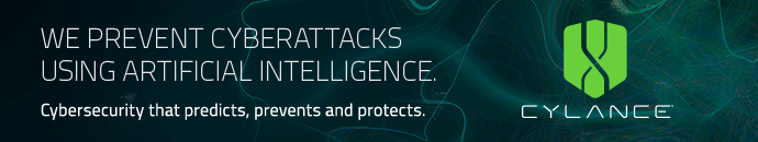 Cylance: We prevent cyberattacks using artificial intelligence.